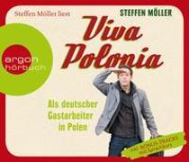 Cover-Bild zu Viva Polonia von Möller, Steffen