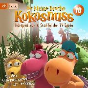 Cover-Bild zu Siegner, Ingo: Der Kleine Drache Kokosnuss - Hörspiel zur 2. Staffel der TV-Serie 10 (Audio Download)