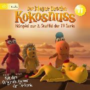 Cover-Bild zu Siegner, Ingo: Der Kleine Drache Kokosnuss - Hörspiel zur 2. Staffel der TV-Serie 11 (Audio Download)
