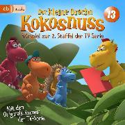 Cover-Bild zu Siegner, Ingo: Der Kleine Drache Kokosnuss - Hörspiel zur 2. Staffel der TV-Serie 13 (Audio Download)