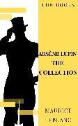 Cover-Bild zu Leblanc, Maurice: Arsène Lupin: The Collection (eBook)