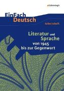 Cover-Bild zu EinFach Deutsch / EinFach Deutsch - Unterrichtsmodelle und Arbeitshefte von Mersiowsky, Christine