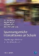 Cover-Bild zu Spannungsreiche Interaktionen an Schule (eBook) von Müller, Bettina