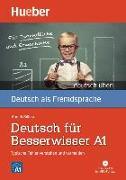 Cover-Bild zu Deutsch für Besserwisser A1 von Billina, Anneli