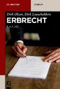 Cover-Bild zu Erbrecht (eBook) von Olzen, Dirk
