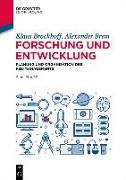 Cover-Bild zu Forschung und Entwicklung (eBook) von Brockhoff, Klaus