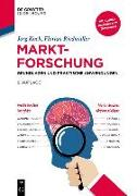 Cover-Bild zu Marktforschung (eBook) von Koch, Jörg