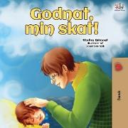 Cover-Bild zu Godnat, min skat! von Admont, Shelley