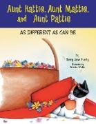 Cover-Bild zu Aunt Hattie, Aunt Mattie, and Aunt Pattie von Purdy, Betty Jane