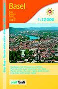 Cover-Bild zu Basel. 1:12'000