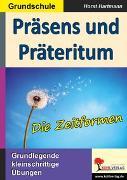 Cover-Bild zu Präsens und Präteritum (eBook) von Hartmann, Horst