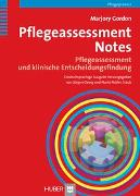 Cover-Bild zu Pflegeassessment Notes von Gordon, Marjory