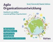 Cover-Bild zu Agile Organisationsentwicklung von Oestereich, Bernd