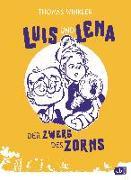 Cover-Bild zu Luis und Lena - Der Zwerg des Zorns von Winkler, Thomas