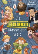 Cover-Bild zu Die schlimmste Klasse der Welt von Kliebenstein, Juma