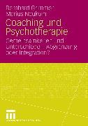 Cover-Bild zu Coaching und Psychotherapie (eBook) von Grimmer, Bernhard (Hrsg.)