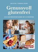 Cover-Bild zu Genussvoll glutenfrei von Fäh, David