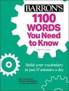 Cover-Bild zu 1100 Words You Need to Know (eBook) von Carriero, Rich