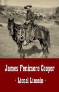 Cover-Bild zu Lionel Lincoln (eBook) von Cooper, James Fenimore