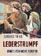 Cover-Bild zu Lederstrumpf (eBook) von Cooper, James Fenimore