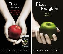 Cover-Bild zu Meyer, Stephenie: Biss-Jubiläumsausgabe - Biss zum Morgengrauen / Biss in alle Ewigkeit (eBook)