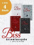 Cover-Bild zu Meyer, Stephenie: Biss: Band 1-4 der romantischen Twilight-Serie im Sammelband! (Bella und Edward) (eBook)