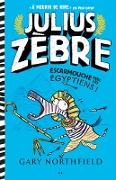 Cover-Bild zu Julius Zebre escarmouche avec les Egyptiens (eBook) von Gary Northfield, Northfield