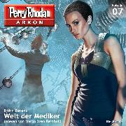 Cover-Bild zu Arkon 7: Welt der Mediker (Audio Download) von Berenz, Björn