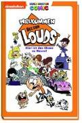 Cover-Bild zu Rynda, Amanda: Mein erster Comic: Willkommen bei den Louds