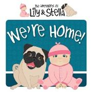 Cover-Bild zu King, Tracie: The Adventures of Lily and Stella