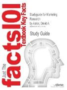 Cover-Bild zu Cram101 Textbook Reviews: Studyguide for Marketing Research by Aaker, David A., ISBN 9780470317259