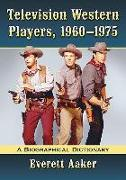 Cover-Bild zu Aaker, Everett: Television Western Players, 1960-1975