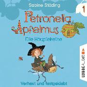 Cover-Bild zu Städing, Sabine: Petronella Apfelmus - Die Hörspielreihe, Teil 1: Verhext und festgeklebt (Audio Download)