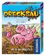 Cover-Bild zu Bebenroth, Frank: Drecksau