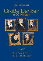 Cover-Bild zu Große Denker in 60 Minuten - Band 2 (eBook) von Ziegler, Walther