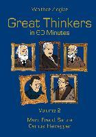 Cover-Bild zu Great Thinkers in 60 Minutes - Volume 2 (eBook) von Ziegler, Walther