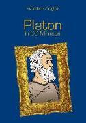 Cover-Bild zu Platon in 60 Minuten (eBook) von Ziegler, Walther