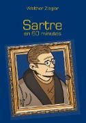 Cover-Bild zu Sartre en 60 minutes (eBook) von Ziegler, Walther