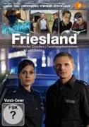 Cover-Bild zu Nolting, Arne: Friesland - Mörderische Gezeiten & Familiengeheimnisse & Klootschießen