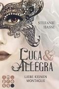 Cover-Bild zu Hasse, Stefanie: Liebe keinen Montague (Luca & Allegra 1) (eBook)