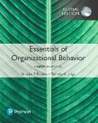 Cover-Bild zu Essentials of Organizational Behavior, Global Edition