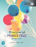 Cover-Bild zu Principles of Marketing, 18th Global Edtion