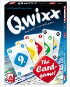 Cover-Bild zu Benndorf, Steffen: Qwixx - Das Kartenspiel (mult)