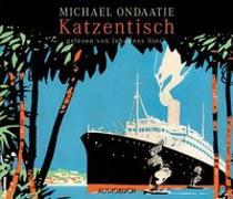 Cover-Bild zu Katzentisch von Ondaatje, Michael