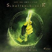 Cover-Bild zu Suchanek, Andreas: Das Erbe der Macht - Schattenchronik 3: Ascheatem (Audio Download)
