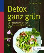 Cover-Bild zu Detox ganz grün (eBook) von Lange-Fricke, Iris
