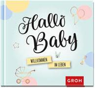 Cover-Bild zu Hallo Baby von Groh Redaktionsteam (Hrsg.)