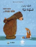 Cover-Bild zu Kempter, Christa: Herr Hase & Frau Bär. Kinderbuch Deutsch- Arabisch