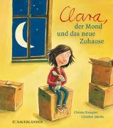 Cover-Bild zu Kempter, Christa: Clara, der Mond und das neue Zuhause Miniausgabe