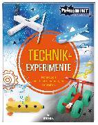 Cover-Bild zu Arnold, Nick: PhänoMINT Technik-Experimente